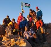 Mt Kenya - 4985 Metres