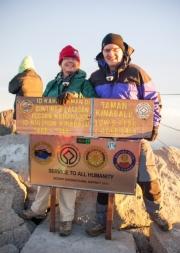 Mt Kinabalu - 4096 Metres