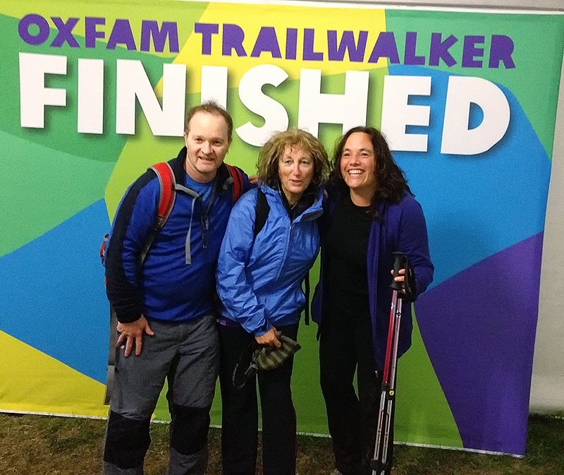 Walking 100km in 38 Hours